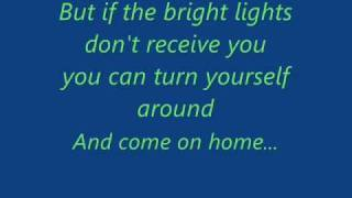 Matchbox twenty Bright lights lyrics
