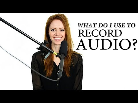 Capture Clean Sound | What I use to Record Audio