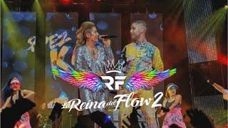 LA REINA DEL FLOW 2 - CAPITULO 1 - CONCIERTO (Cómo se grabó) -  Sebastian Silva