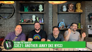 """Toy Geeks: Behind the Counter S3E21 - """"Another Janky DKE NYCC!"""""""