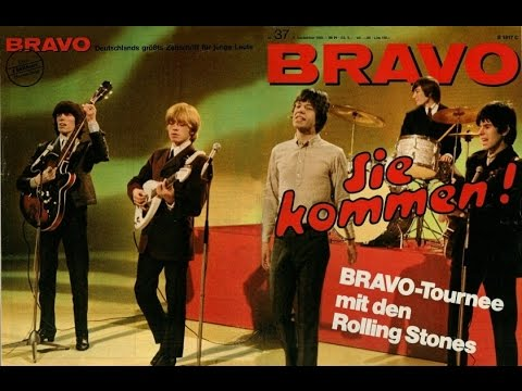 The Rolling Stones in Germany 1965-1967-1970