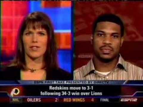 Jason Campbell on ESPN