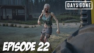 DAYS GONE : A la recherche de Boozer | Episode 22
