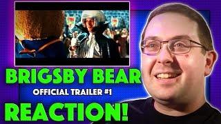 REACTION! Brigsby Bear Trailer #1 - Mark Hamill Indie Movie 2017