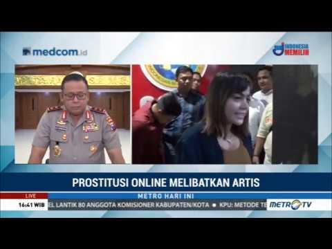Mucikari Prostitusi Online Terancam Hukuman Enam Tahun Penjara
