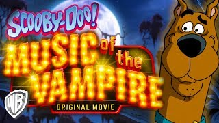 Scooby-Doo! em Português  | E a Música do Vampiro | 10 Minutos Iniciais