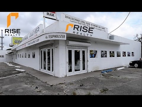 Miami Little River large Retail & Parking Lot for Rent/Lease