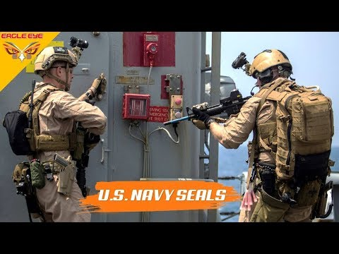 U.S. Navy SEALs In Action - The Most Elite Special Forces In The US