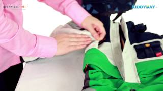 Didriksons детские зимние комбинезоны - обзор