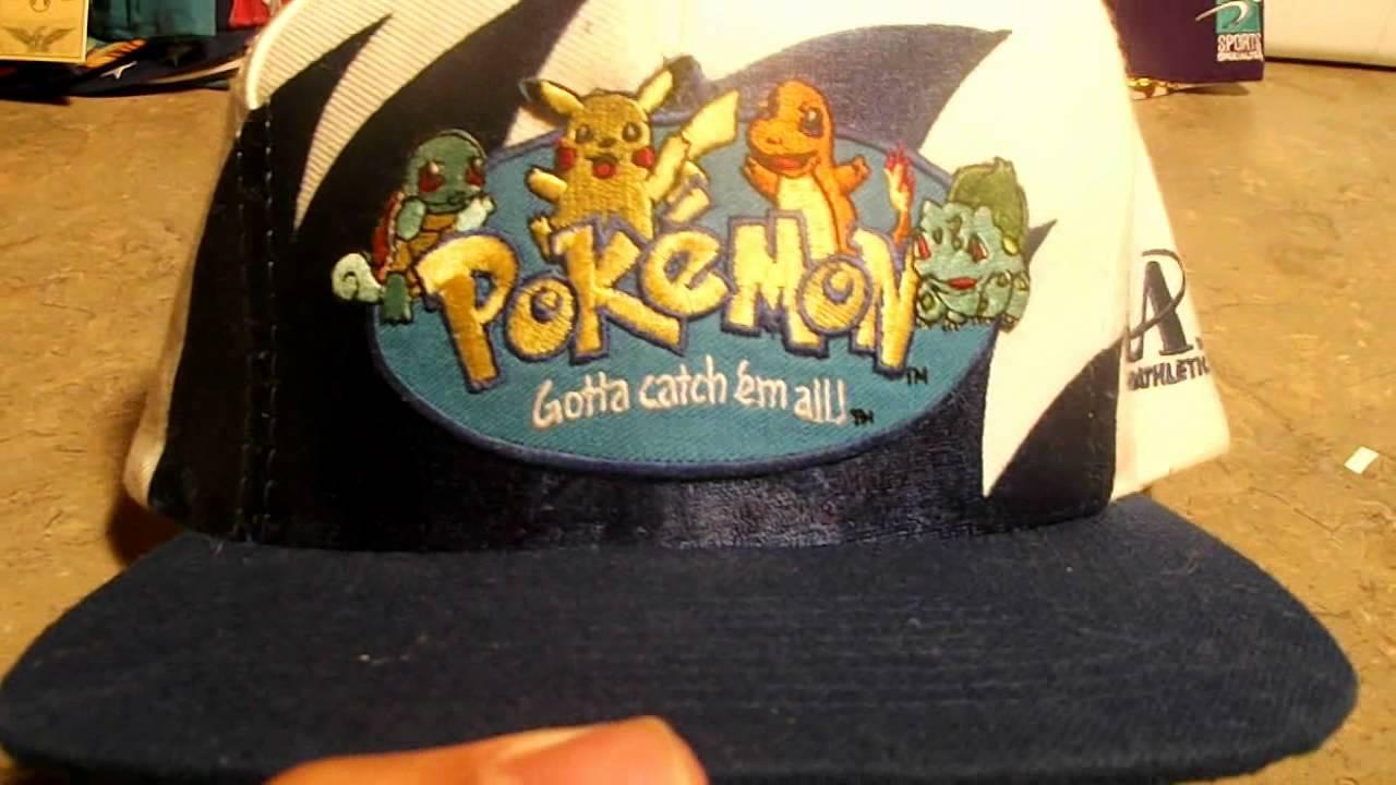 Custom Creations  1 - Pokemon Sharktooth Snapback  ProfessorSnapp ... cea5002cf68