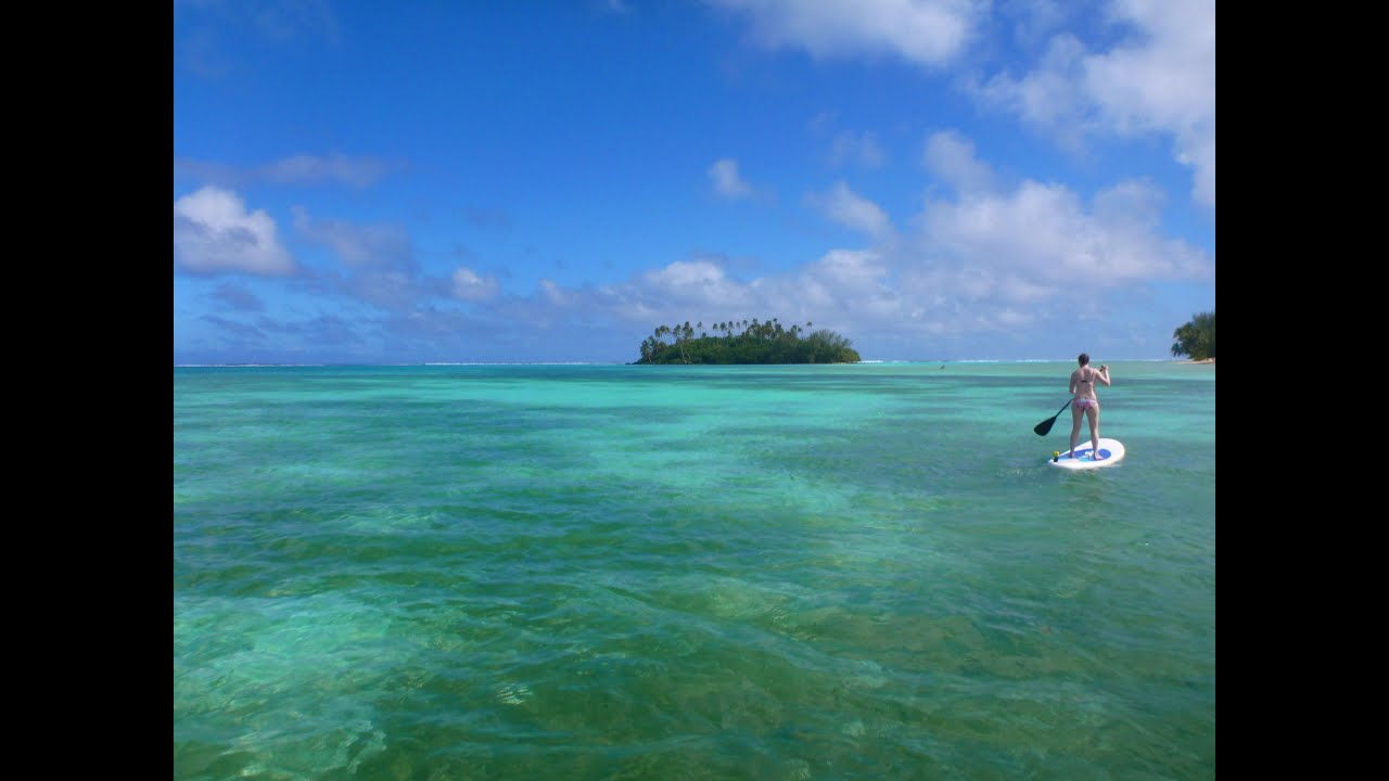 Cook Islands Gopro Honeymoon