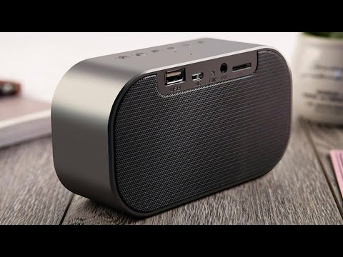 Alarm Clock Bluetooth Speaker With Mirror :ULTIMATE REVIEW [includes SOUND TEST]