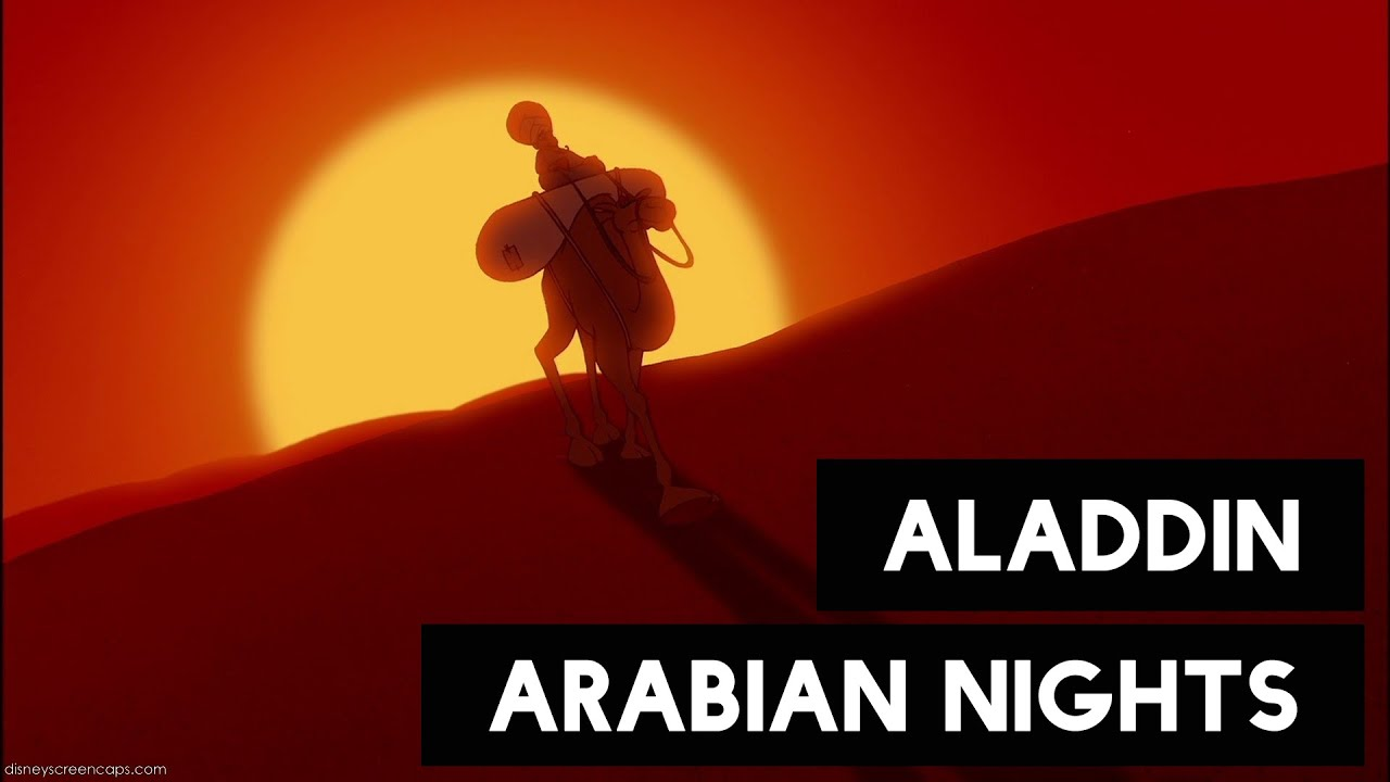 arabian night aladdin