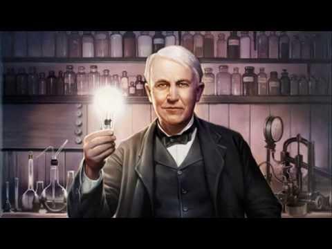 Thomas Edison ve İlginç Hayatı