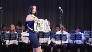 Мария Селезнева&Джаз Бэнд - Аккордеон - Карибский каприз