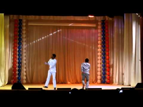 Clear Afro Russia Dance