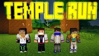 Фото Minecraft   Temple Run   3   Годзилла атакует