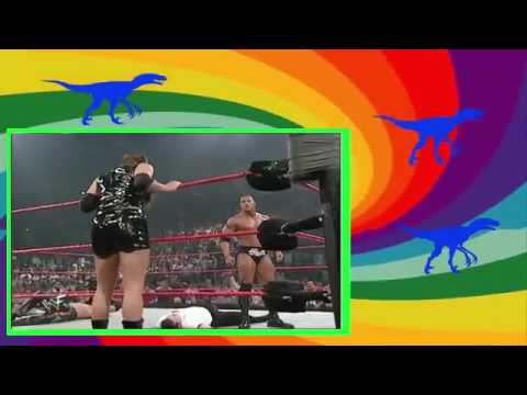 Download Stephanie McMahon vs  The Rock Full Match   WWE Stephanie McMahon Beat & Pins The Rock HD   YouTube
