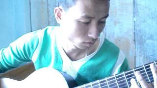 beo dat may troi - doc tau guitar