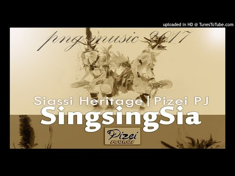 Singsing Sia- Siassi Heritage ft. Pizei PJ (Pacific Island Vibes)