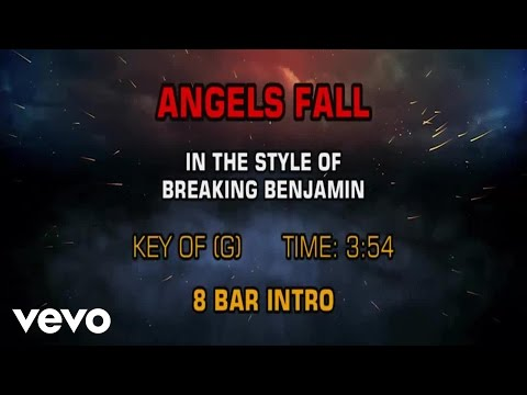 Breaking Benjamin - Angels Fall (Karaoke)