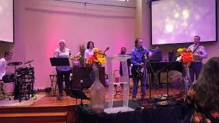 Pastor Keenan Roberts, New Destiny Christian Center, Thornton, CO