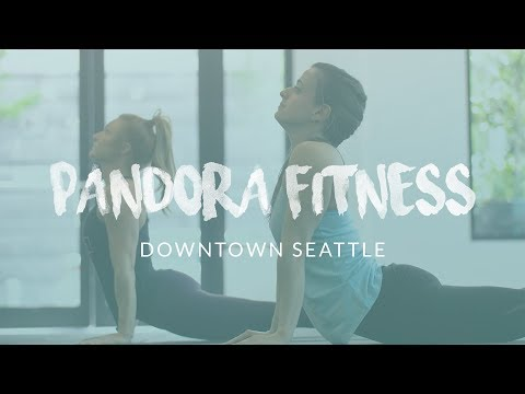 PANDORA FITNESS   Fitness Studio in Downtown Seattle, WA   by Burpee Over Bar