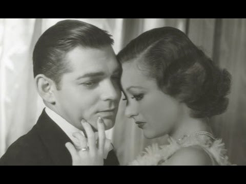 Clark Gable & Joan Crawford - A Little Too Much