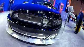 Ford Mustang GT Hollywood Hot Rods 2014 Videos