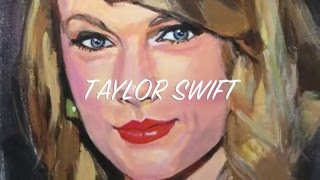 Taylor Swift. Portrait