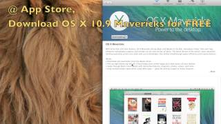 How to FORMAT and clean install OS X 10.9 Mavericks on a NEW HD