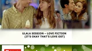ULALA SESSION – LOVE FICTION (…
