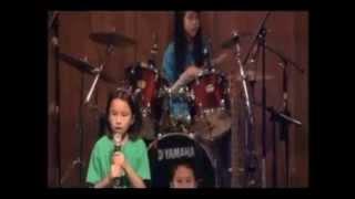 maurice s asian children choir sing powerful black gospel song tuyệt việt trẻ em ht