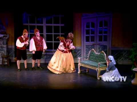 Raleigh Little Theatre: Cinderella