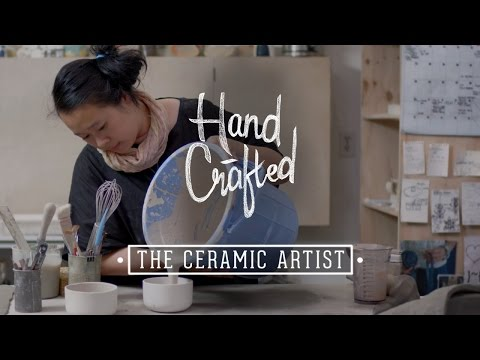 Hand Crafted | The Ceramic Artist