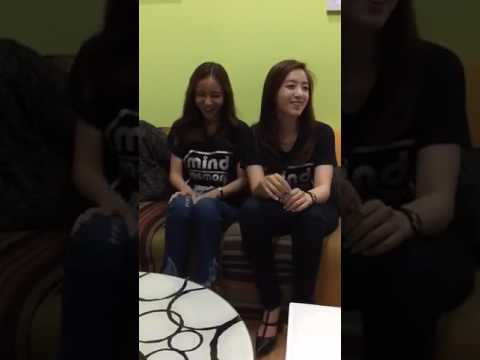 170201 Eunjung interview for MThai Movie