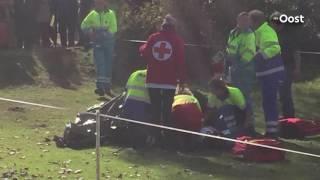 Military Boekelo-Enschede tijdelijk stilgelegd na val Jordy Wilken uit Markelo