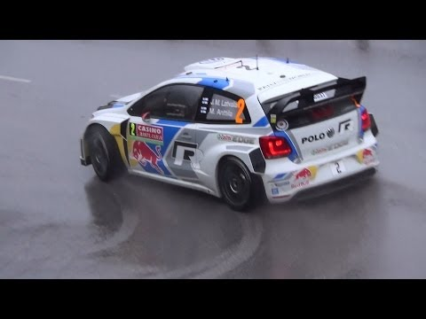 Best Of WRC Rallye Monte Carlo 2014 Show Pure Sound