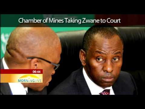 Chamber Of Mines To Challenge New Mining Charter In Court