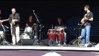 Hans Ulrik Quartet + Rune Harder Olesen - Copenhagen Jazz Festival 2010