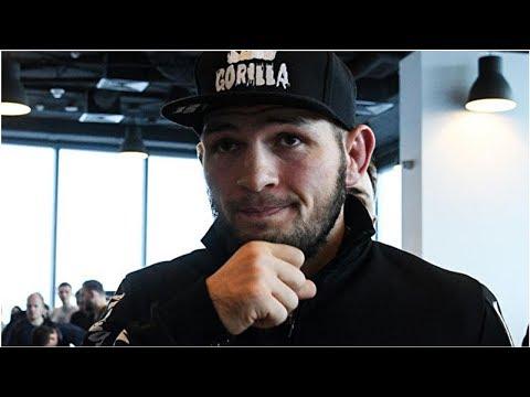 Российский боец UFC Тайсумов дисквалифицирован на шесть месяцев за допинг