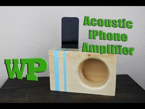 Image Result For Diy Bamboo Amplifiera