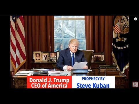 Donald J. Trump: CEO of America - by Steve Kuban
