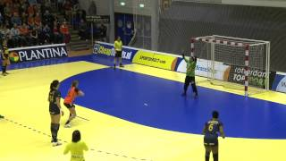 Lotto Handbal Nederland-Spanje Dames