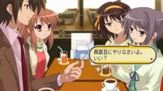 PCSX2 涼宮ハルヒの戸惑 - 朝比奈みくる デート - 朝比奈みくる 動画 30