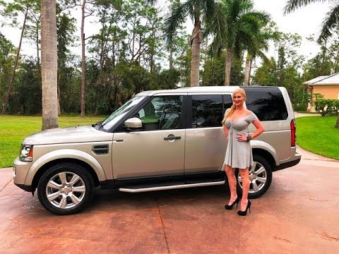 2015 Land Rover LR4 HSE Review w/MaryAnn For Sale by: AutoHaus of Naples