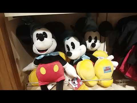 Tienda World of Disney en Disney Springs...Parte 4