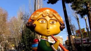 طرقبه در نزدیکی مشهد _ Best city for tourism + لینک دانلود HD