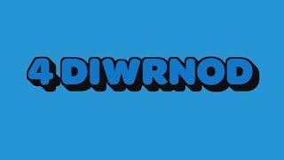 ⚠️4️⃣STWNSH SADWRN | 4 DIWRNOD | STWNSH