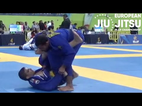 Gustavo Batista VS Leonardo Lara / European Championship 2019